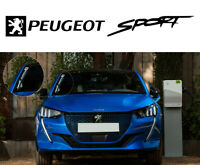 Car Styling PEUGEOT SPORT Decal decoration vinyl Sticker