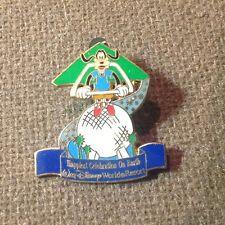Goofy Happiest Celebration On Earth Walt Disney World Resort Pin Trading Stick