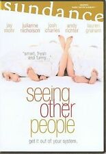 Seeing Other People (DVD, 2004) Disc Only-Free Shipping