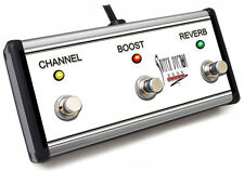 """Peavey Classic 30 """"Series II"""" Combo Footswitch with LED's- by Switch Doctor"""