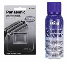 Panasonic WES 9068y lame es-la93, es-ga21, es8249 + Marrone SPRAY di pulizia