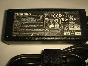 Netzteil Original Toshiba Tecra A7 L2 R840 R850 Original Adapter Neu