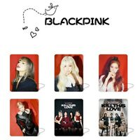 Kpop BLACKPINK Mousepad für Computer Neues Album Foto Gummi iGRYp eoHpr