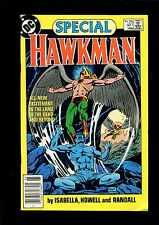 HAWKMAN SPECIAL 1 (8.0)  NEWSSTAND DC (B020)