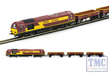 R3399 Hornby OO Gauge EWS Freight Train Pack LTD Ed