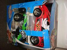 TEAMSTERZ NITRO RACER RADIO CONTROL STREET THUNDER AND QUAD BIKE
