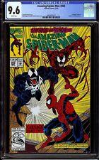 Amazing Spider-Man #362...CGC 9.6 NM+...Second appearance of Carnage...Venom app