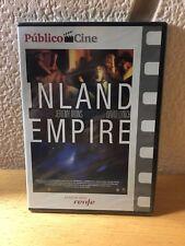 INLAND EMPIRE DVD SLIM JEREMY IRONS DAVID LYNCH LAURA DERN ESPAÑOL ENGLISH Semi