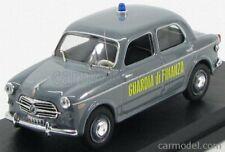 Rio-models 4439 scala 1/43 fiat 1100/103 guardia di finanza 1956 light grey