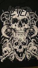 2012 Slayer Skull T Shirt Size Large See Measurements
