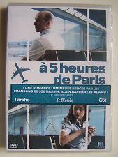 A 5 HEURES DE PARIS - LEON PRUDOVSKY - DVD NEUF ET EMBALLE -