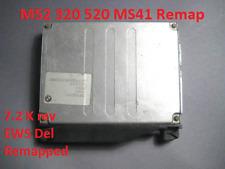 bmw e36 320 e39 520 remapped ecu - ews delete 7.2k rev limit Remapped
