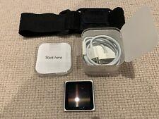 Apple Ipod Nano 6th generación Plateado 8GB Modelo MC525, En Caja-En muy buena condición