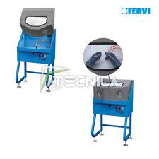 Vasca lavaggio pezzi FERVI 0305 chiusa officina acqua calda 60°C lavapezzi