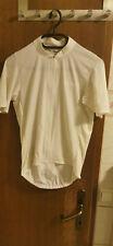 Rapha Silk Jersey, White, Small