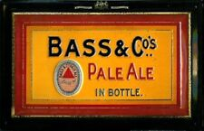 Bass Signs Barware