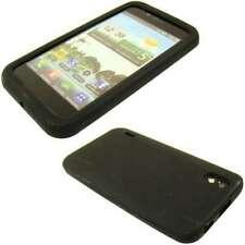 caseroxx TPU-Case voor LG P970 Optimus in black gemaakt van TPU