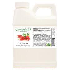 16 fl oz Niaouli Essential Oil (100% Pure & Natural) Plastic Jug