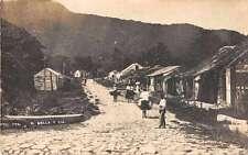 Oia Spain R Mella Real Photo Antique Postcard J49406