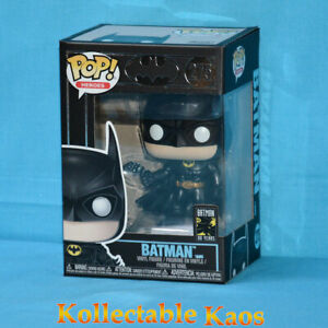 Batman (1989) - Batman 80th Anniversary Pop! Vinyl Figure #275