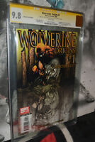 Wolverine: Origins #1 CGC 9.8 SS Joe Quesada White pages Director's Cut