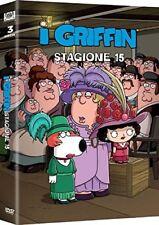 I Griffin - Stagione 15 (3 Dvd) 20th Century Fox