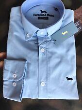 Camicia HARMONT & BLAINE Colore Celeste Misura XXL