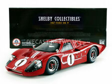 SHELBY COLLECTIBLES 1/18 - FORD GT 40 MK IV - WINNER LE MANS 1967 - SHELBY423
