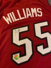 JASON WILLIAMS Signed MIAMI HEAT Red Jersey AUTO NBA Champs J-WILL Holo COA NICE