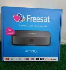 FREESAT UHDX Smart 4k Ultra HD Set Top Box - UHD-X - Non Recordable