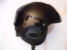 GIRO Sonic Snow Ski Snowboard Helmet Size XS 52-53.5 Black Gloss