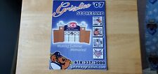 2007 Gateway Grizzlies Scorecard GCS Ballpark Roster News Democrat Frontier West