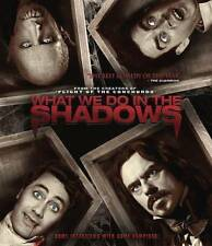 What We Do in the Shadows (Blu-ray Disc, 2015, Canadian)