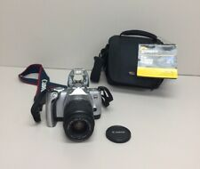 Canon EOS Rebel Ti With 52mm Zoom 0.4m/ 1.3ft Lens & LowerPro Carrying Bag