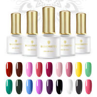 BORN PRETTY 6ml Nail Gel Polish Caramel Color Soak Off UV Nail Art Gel Varnish