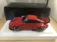 AUTOart 1/18 RWB 993 (Red / Gun Metal  Wheel) 78153