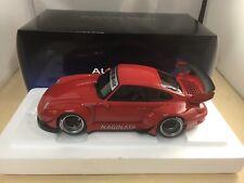 AUTOart 1/18 RWB 993 (Red / Gun Metal  Wheel) 78153