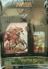 MTG FIFTH DAWN FAT PACK FACTORY SEALED FREE SHIPPIING
