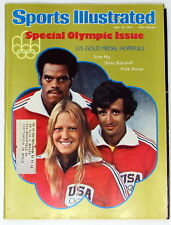 Sports Illustrated July 19, 1976 --  May, Babashoff, Shorter -- Olympic Issue