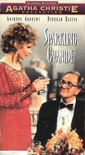 Sparkling Cyanide (VHS) Agatha Christie Collection Anthony Andrews