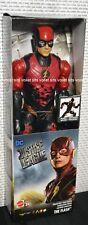 """Mattel DC Justice League 12"""" Figure The Flash (Stealth Suit)"""