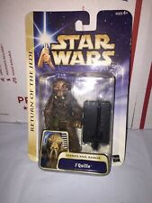 Star Wars Return of the Jedi J'QUILLE Action Figure SEALED New ROTJ Jabba Hutt