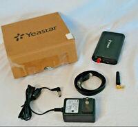 Yeastar VoIP GSM Gateway TG100 1 GSM Port Channel