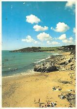 B102019 rotherslade and langland bays gower wales