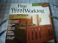 Taunton's Fine Woodworking Magazine April 2018