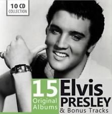 Musik-CD-Elvis Presley's - Label