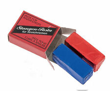 Pasta doble Abrasiva Roja y Negra de Solingen Asentador de Navaja Afeitar T00155