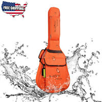 "40/41"" Waterproof Folk Acoustic Guitar Gig Bag Padded Soft Case Backpack -US"