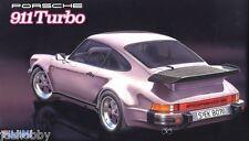 Fujimi 12643 RS-57 1/24 Scale Model Sport Car Kit Porsche 911 Turbo 930 '85