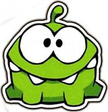 Cut the Rope Om Nom 4-Inch Magnet